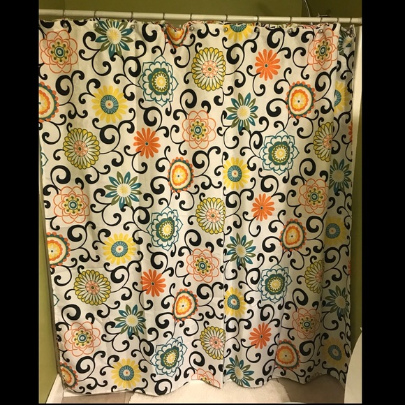 33% off Waverly Grey Other - Waverly fabric shower curtain from ...